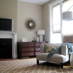 Luxe & Lovely Above: Master Bedroom Sitting Area