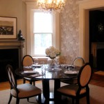 Luxe & Lovely Abode: Dining Room