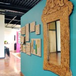 Inspiration Everywhere: Jewelry Wall Mirror