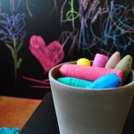 Inspiration Everywhere: Chalk Wall