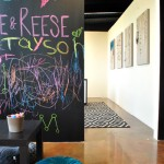 Inspiration Everywhere: Office Door / Chalk Wall