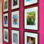 Inspiration Everywhere: Frame Wall