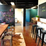 Inspiration Everywhere: Dining Area / Chalk Wall