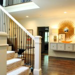 Classic With A Twist: Foyer