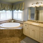 Grand & Swanky: Master Bathroom