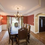 Grand & Swanky: Dining Room