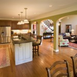 Grand & Swanky: Open Kitchen