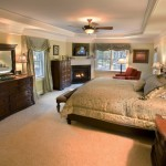 Grand & Swanky: Master Bedroom
