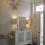 A Dreamy & Decadent Delight: Entryway