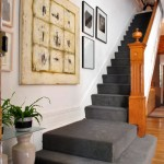 Historic Meets Modern: Stairway