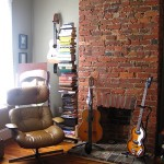 Foursquare Facelift: Music Room