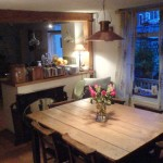 Across The Pond: Dining Room