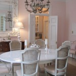A Dreamy & Decadent Delight: Dining Room