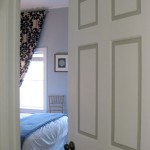 Stunning In The City: Bedroom Door