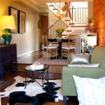 Stunning In The City: Living / Dining Room