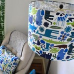 Totally Transformed: Nursery Chair / Lamp