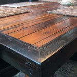 Green Acres: Dining Table