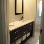 Titanic Transformation: Master Bathroom