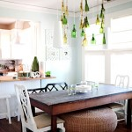 Inspired & Inexpensive: Kitchen / Dining Room