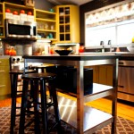 Sleek &amp; Happy: Kitchen Island
