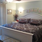 Tricked-Out Townhouse: Master Bedroom