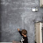 Stunning In Sydney: Kitchen Chalkboard