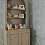 Classic With A Twist: Nursery Bookcase