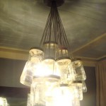 Haute & Homemade: Dining Chandelier