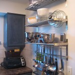 Tricked-Out Townhouse: Kitchen Storage