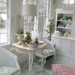 A Dreamy & Decadent Delight: Sun Porch