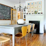 Style For Miles: Dining Room