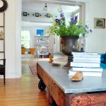 Style For Miles: Living Room Table