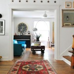 Style For Miles: Living Room Entry