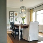 Elegant & Fresh: Dining Room
