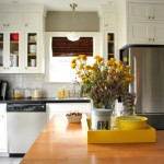 Elegant & Fresh: Kitchen Counter