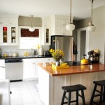 Elegant & Fresh: Kitchen