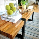 Elegant & Fresh: Coffee Table