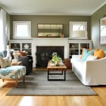 Elegant & Fresh: Living Room