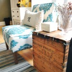 Elegant &amp; Fresh: Living Room Side Table