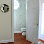 Downsize & Upgraded: Half Bath