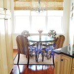 Downsized & Upgraded: Breakfast Nook