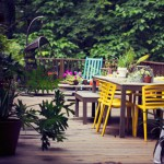 Outdoor Escape: Dining Area
