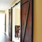 Homearama: Hallway Barn Doors