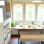 Homearama: Breakfast Nook