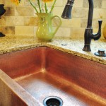Homearama: Copper Kitchen Sink