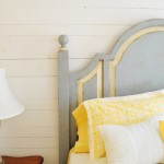 Homearama: Shabby Chic Bedroom Detail