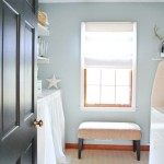 Soft Meets Bold: Laundry Room