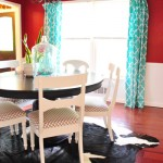 Soft Meets Bold: Dining Room