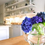 Breezy & Bright: Kitchen Table Detail