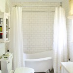 Breezy &amp; Bright: Master Bathroom